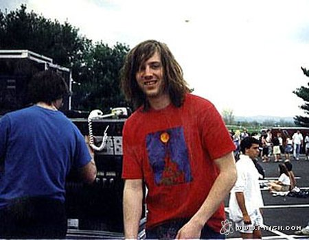 Chris Kuroda - The Early Years. (Photo Credit: Phish.com)
