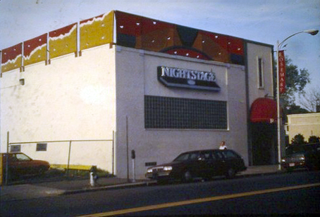 NightStage in Cambridge during its heyday.